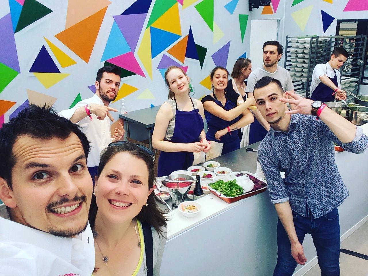 Taste of Paris Juan Arbelaez
