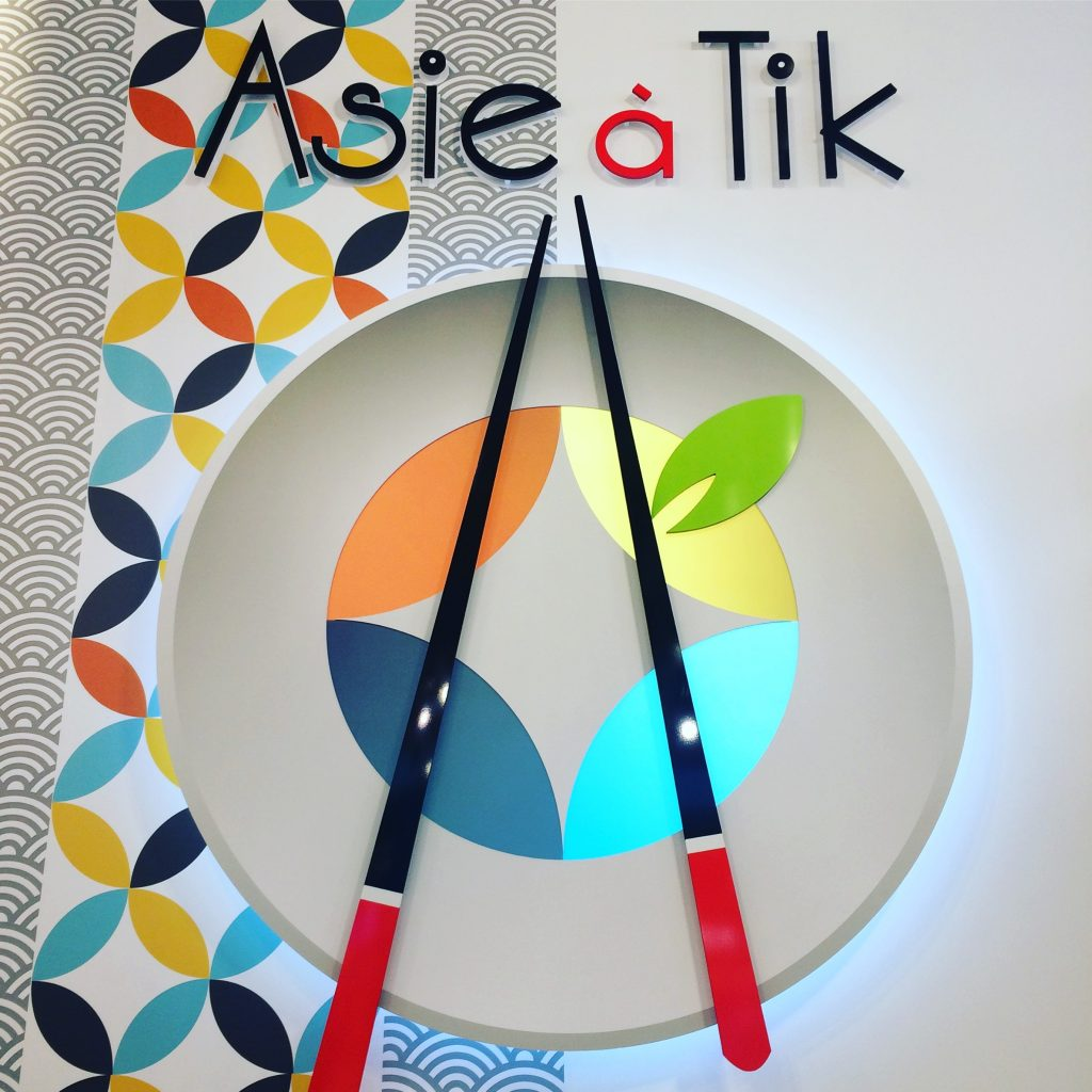 Logo Asie à Tik