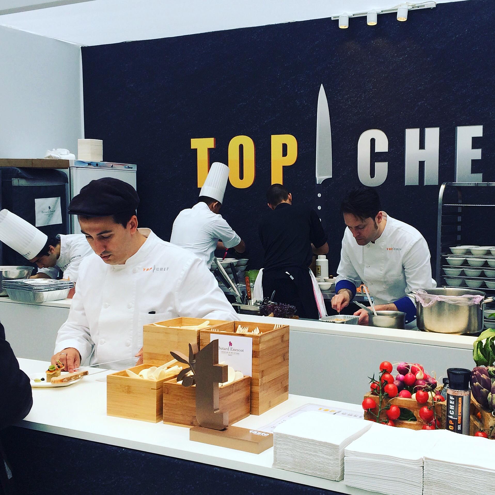 Top Chef Taste of Paris
