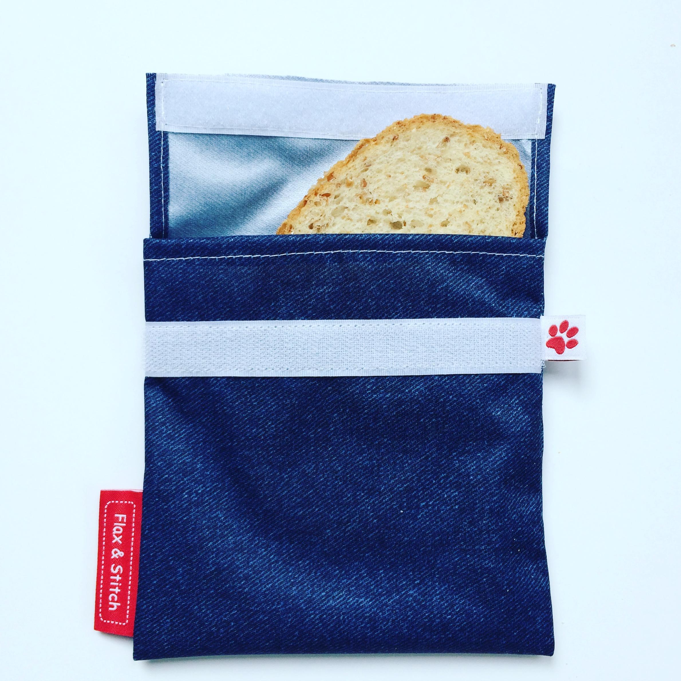pochette snack flax & stitch