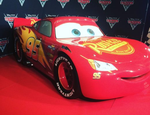 cars 3 flash Mc Queen