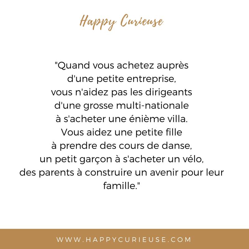 Citation Happy Curieuse
