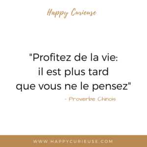 Citations Happy Curieuse