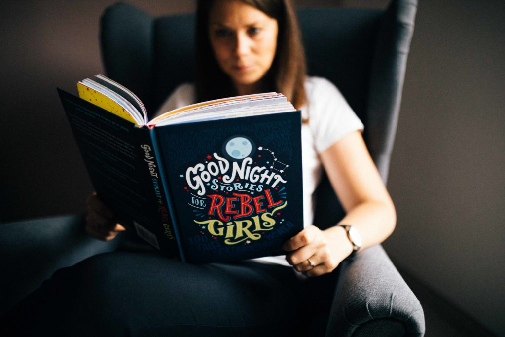 Garance Wauthier Good Night Stories for Rebel Girls